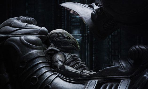 Alien Konstrukteure