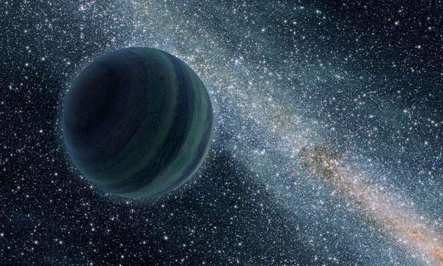 Planet Neun: Astronomen finden weitere Hinweise auf unbekannten Planeten im Sonnensystem