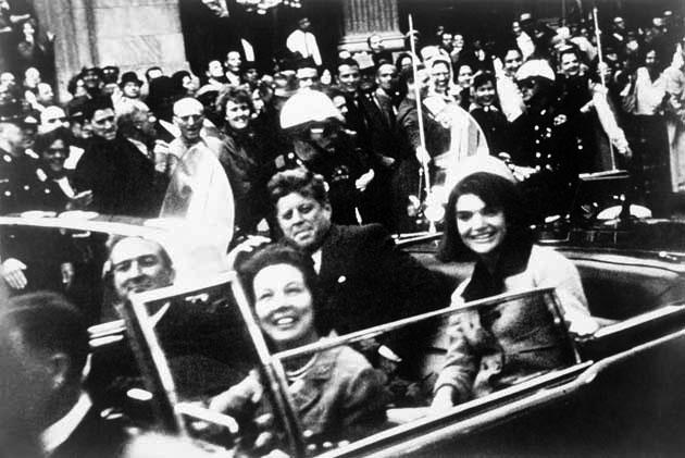 US-Nationalarchive veröffentlichen bislang geheime Dokumente zum Kennedy-Attentat