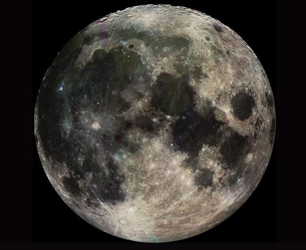 Mond hatte deutlich länger ein eigenes Magnetfeld als bislang gedacht