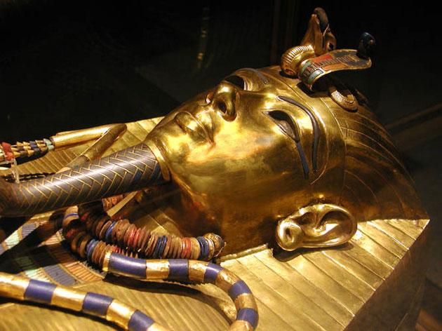 Zum Stand der Suche nach Kammern hinter dem Grab des Tutanchamun