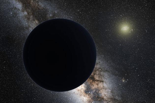 """Astronom: """"Erst durch die Existenz von 'Planet Nine' macht unser Sonnensystem wirklich Sinn"""""""
