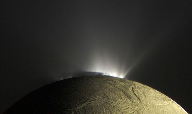 Enceladus: Ozean auf Saturnmond ist alt genug für dortiges Leben