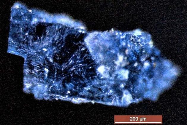 Erstmals alle Zutaten des Lebens im Innern von Ceres-Meteoriten entdeckt