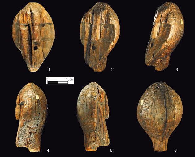 Shigir-Idol: Älteste Holzskulptur der Welt ist sogar 11.500 Jahre alt