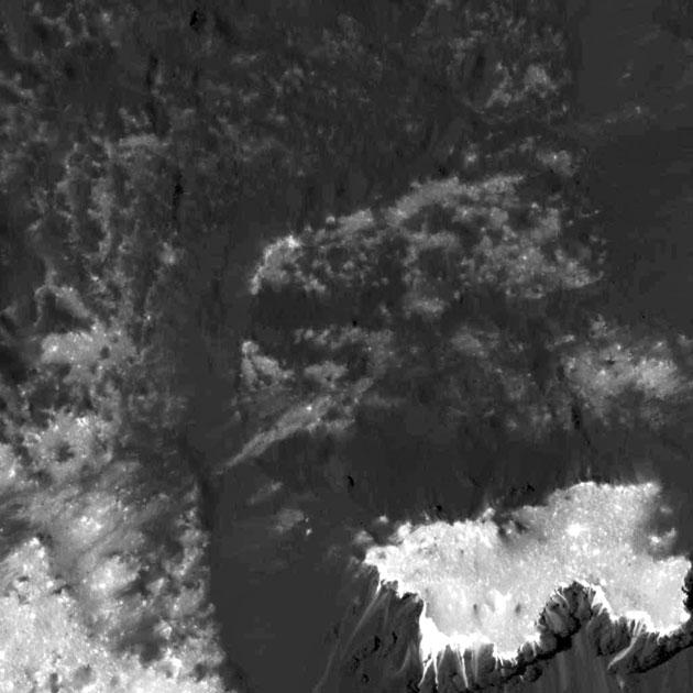"""Ceres-Lichter"""": Neue Nahaufnahmen der hellen Flecken im Occator-Krater"""