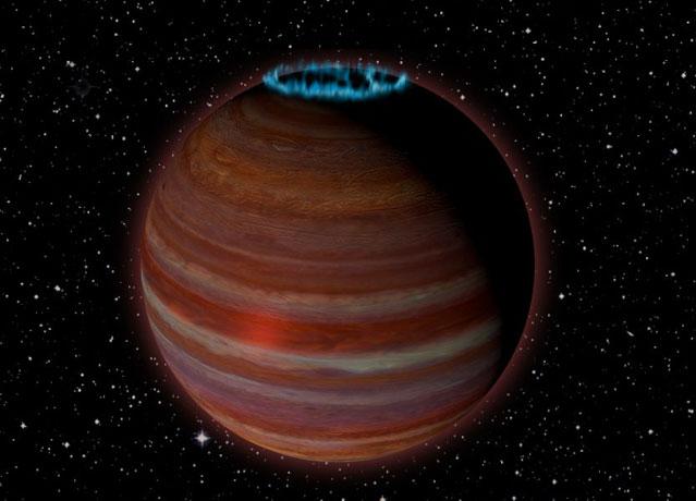 Verhinderter Stern in kosmischer Nachbarschaft entdeckt