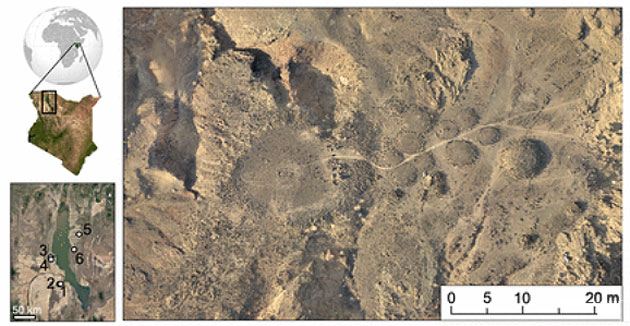 Älteste und größte megalithische Monumentalanlage in Ostafrika entdeckt
