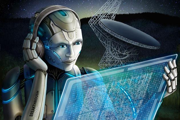 Breakthrough SETI-Projekt findet mit künstlicher Intelligenz 72 neue, schnelle Radioausbrüche