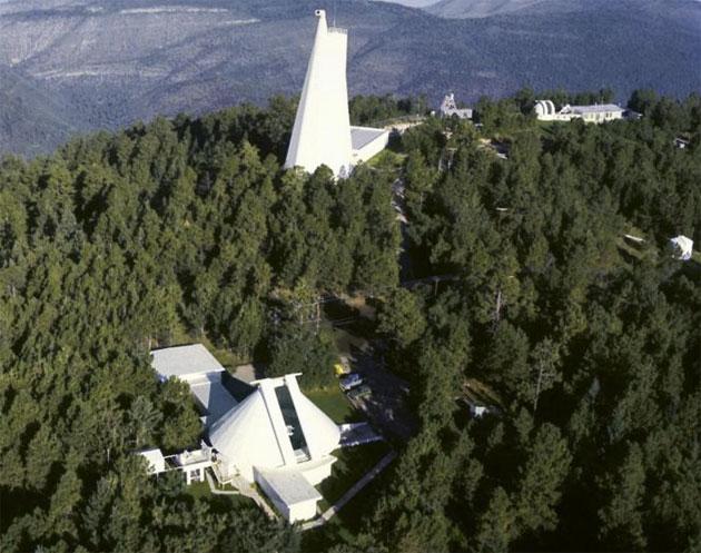 Observatorium Geschlossen