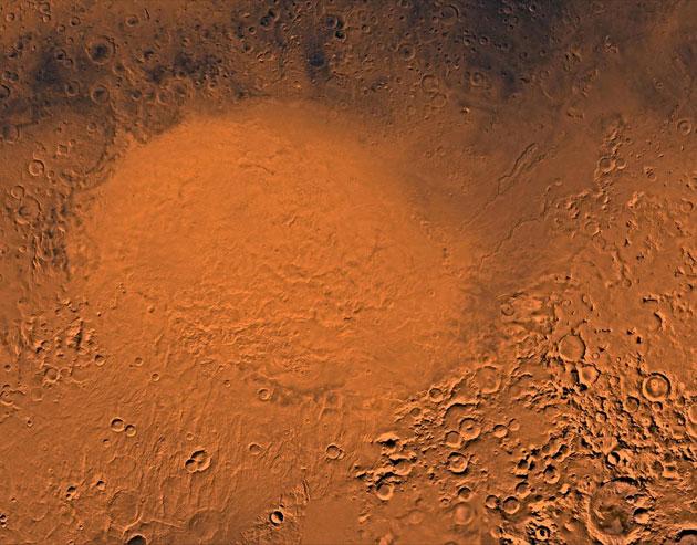 Astrobiologen identifizieren weitere 33 einstige Seen auf dem Mars