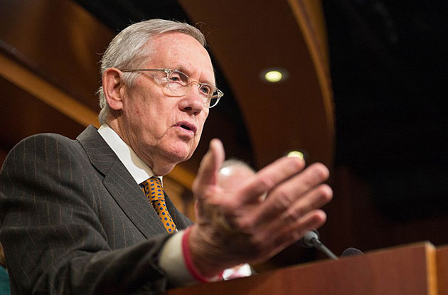 Ehem. US-Senats-Mehrheitsführer Harry Reid fordert weitere Untersuchungen des UFO-Phänomens