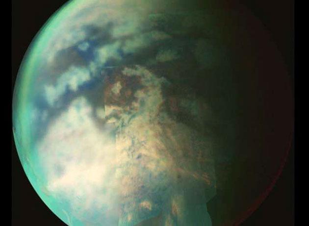 Auf Saturnmond Titan hat der Nordsommer begonnen