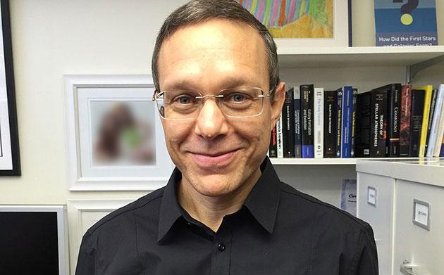 Prof. Avi Loeb.