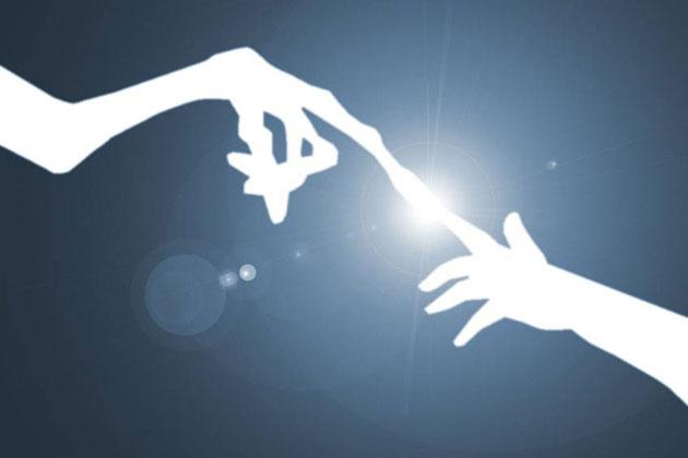 """Der Kinofilm """"E.T."""" prägte die Vorstellung vom ersten Kontakt für Generationen (Illu.). Copyright: grenzwissenschaft-aktuell.de"""