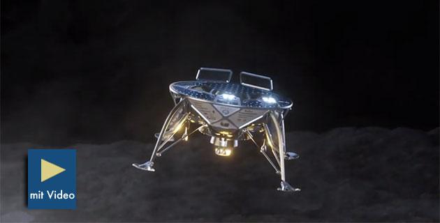 SpaceIL: Israelischer Lander ist auf dem Weg zum Mond