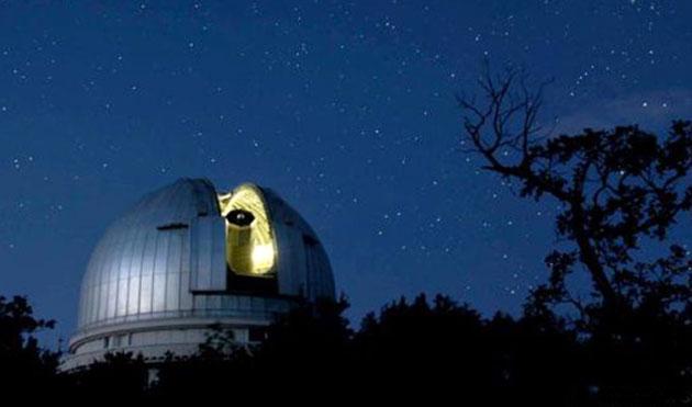 Die große Kuppel des Observatoire de Haute Provence Copyright: Anne Van der Stegen OHP/CNRS