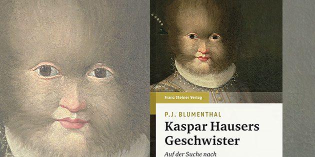 Titelumschlag: Kaspar Hausers Geschwister Copyright/Quelle: Franz Steiner Verlag