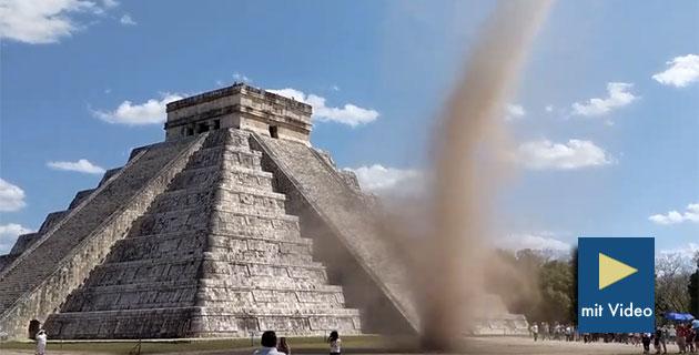 Standbild aus dem Video vom 22. März 2019.Copyright/Quelle: Youtube: Carlos López de la Osa García