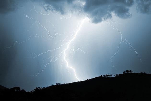 1,3 Milliarden Volt: Energie in Gewitterwolken bis zu zehnmal höher als gedacht