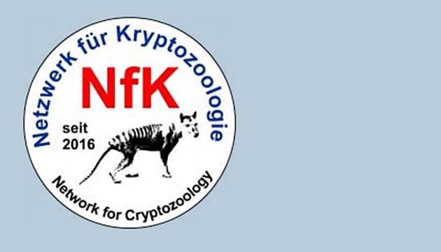 Das Logo des Netzwerks für Kryptozoologie (NfK). Copyright: https://netzwerk-kryptozoologie.de