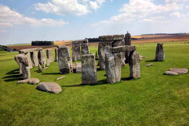 Studie offenbart Abstammung der Erbauer von Stonehenge