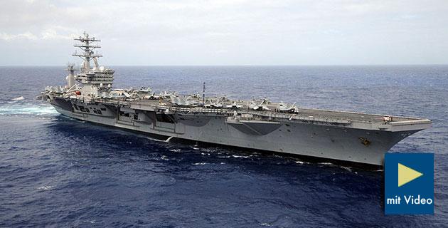 U.S. Navy bestätigt – offiziell – zahlreiche ernstzunehmende UFO-Sichtungen und UFO-Untersuchungen durch Militärs