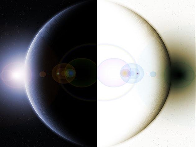 Physiker suchen Beweise für Spiegel-Materie
