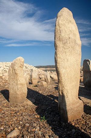 Weitere Ansichten Steinkreises nahe Peraleda de la Mata. Copyright: Rubén Ortega Martín / Raíces de Peralêda