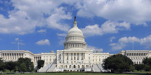 Blick auf das Kapitol – Sitz des US-Kongresses Copyright: Martin Falbisoner (via WikimediaCommons) / CC BY-SA 3.0