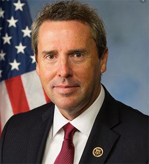 Mark Walker vertritt er den Bundesstaat North Carolina im US-Repräsentantenhaus und ist Mitglied des Heimatschutzkomitees des US-Kongresses. Copyright: US Congress