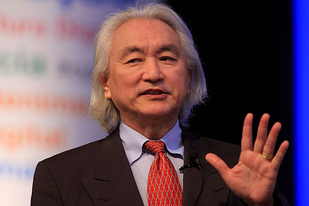 Der Physiker Michio Kaku Copyright: Campus Party Brasil (via WikimediaCommons) / CC BY-SA 2.0