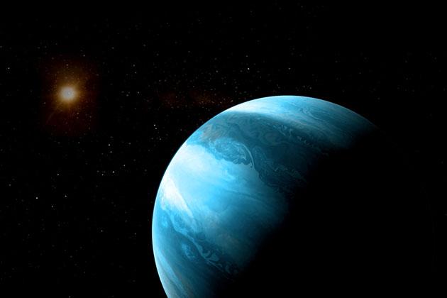 Dieser nahe Exoplanet dürfte eigentlich nicht existieren – und tut es doch