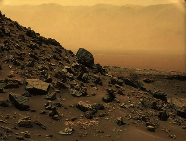 """Forscher wollen den Mars gezielt mit irdischen Mikroben """"infizieren"""""""