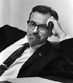 J. Allen Hynek. Quelle: Northwester University Archives