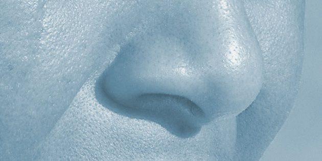 Symbolbild: Nase Copyright: unbek