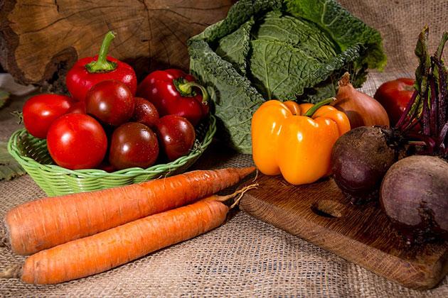 Symbolbild: Vegetarische Ernährung Copyright: falconp4 (via Pixabay.com) / Pixabay License