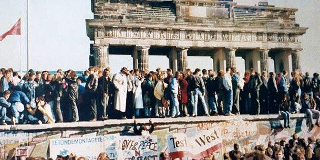 Symbolbild: Mauerfall. Copyright: Berliner Senat / CC BY-SA 3.0