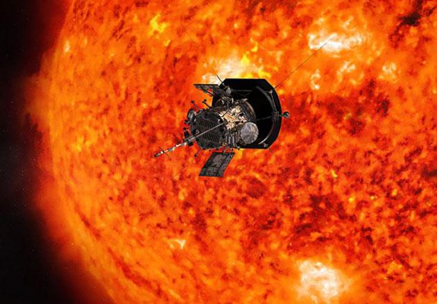 """NASA-Sonnensonde """"Parker"""" liefert neue Einblicke in die Physik unserer Sonne"""