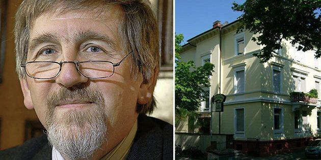 Der Gründer und Leiter der Parapsychologische Beratungsstelle in Freiburg (l.), Dr. Walter von Lucadou. Copyright/Quelle: v.Lucadou