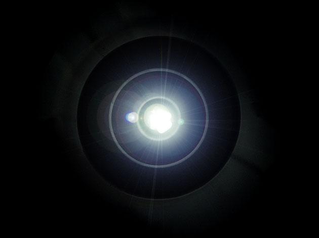 Symbolbild: UFO (Illu.). Copyright: grewi.de
