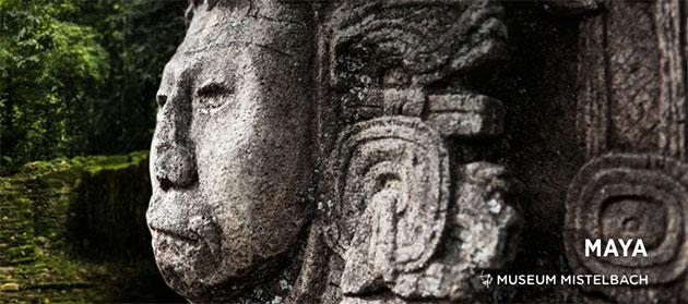 """""""Maya""""-Ausstellung im MAMUZ Museum Mistelbach, Österreich. Copyright: http://www.mamuz.at"""