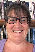 Prof. Monica Grady Quelle: Wikipedia