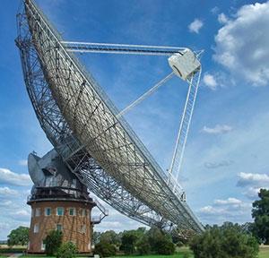 Das Parkes Radio Telescope. Copyright: CSIRO