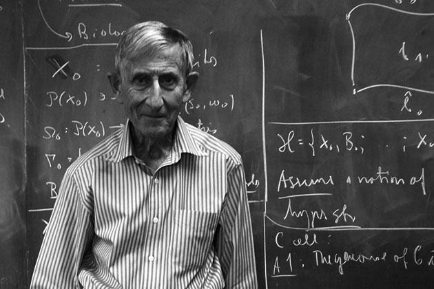 Freeman Dyson (1923-2020). Copyright: Monroem (via WikimediaCommons) / CC BY-SA 3.0