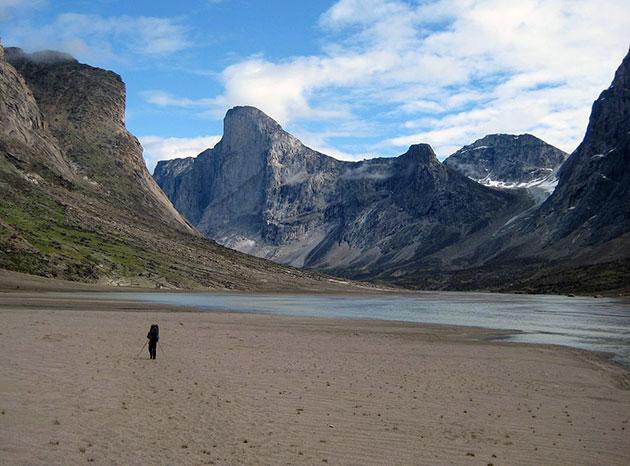 Symbolbild: Thor Peak auf Baffin Island. Copyright/Quelle: Paul Gierszewski (via WikimediaCommons) / Gemeinfrei