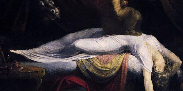 Symbolbild: Der Nachtmahr, Gemälde von Heinrich Füssli (1781) Copyright: Gemeinfrei