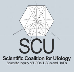 Logo der Scientific Coaltion for UFOlogy (SCU) Copyright: SCU