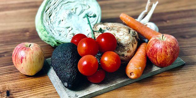 Symbolbild: Vegetarische Ernährung. Copyright: grewi.de