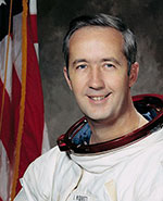 Astronaut James McDivitt